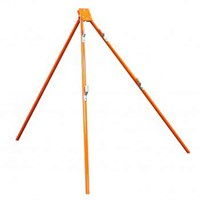 T55 Economy Tripod Stand for Roll-Up/Rigid Signs