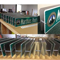 Rivet Custom Street Signs