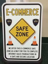 12x18 E-Commerce Sign