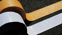 "4""x 360' Removable Pavement Tape"