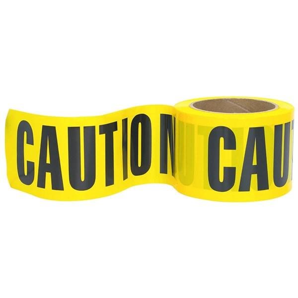 Traffic Signs Amp Safety 3 Quot X1000 Caution Tape