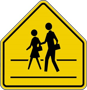 Traffic Signs Amp Safety S2 1 30 Quot X30 Quot School Advance