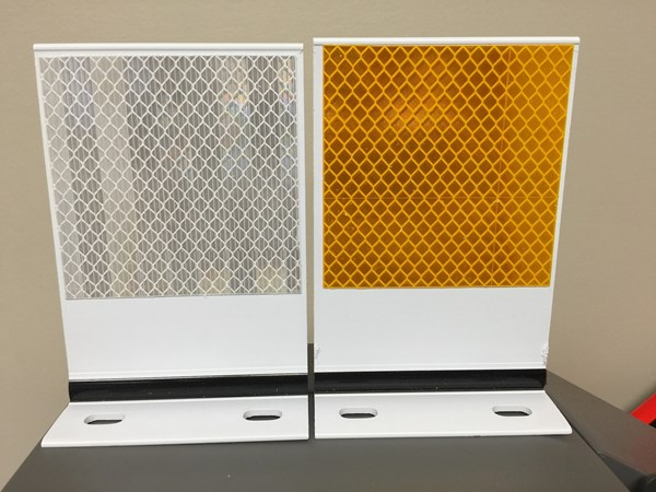 Traffic Signs Amp Safety Flex Jersey Barrier Delineators